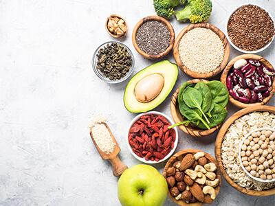 تاثیر برنامه غذایی سالم بر سلامتی مغز